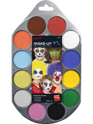 Make Up FX Pallet Costume Accessory