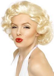 Marilyn Monroe Bombshell Wig Costume Accessory