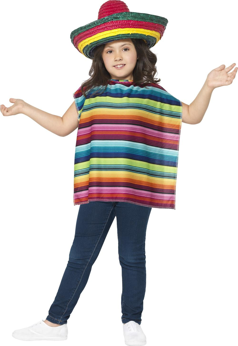 Mexican Instant Kids Kit Costume Accessory