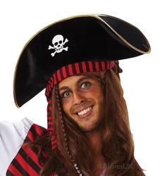 Pirate Hat Costume Accessory