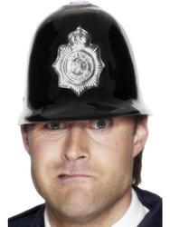 Police Helmet Costume Accessory