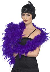 Purple Cosplay Women's Wig Costume Accessory