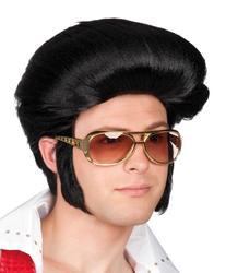 Rock n Roll Adults Wig Costume Accessory