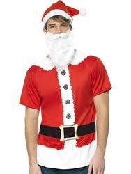 Santa Instant Kit Costume Accessory