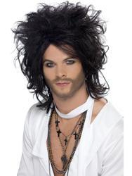 Sex God Wig Costume Accessory