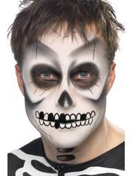 Skeleton Make Up Set Costume Accessory