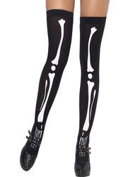 Skeleton Stockings Costume Accessory