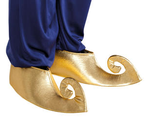 Sultan Shoe Covers Costume Accessory