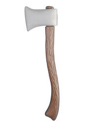 Wood Effect Axe Costume Accessory