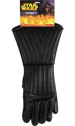 Darth Vader Star Wars Gloves Costume Accessory