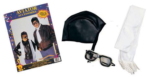 Aviator Costume Accessory Kit