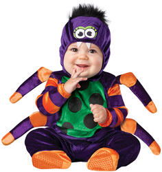 Itsy Bitsy Spider 0-24 Months Baby Fancy Dress Animal Halloween Toddler Costume