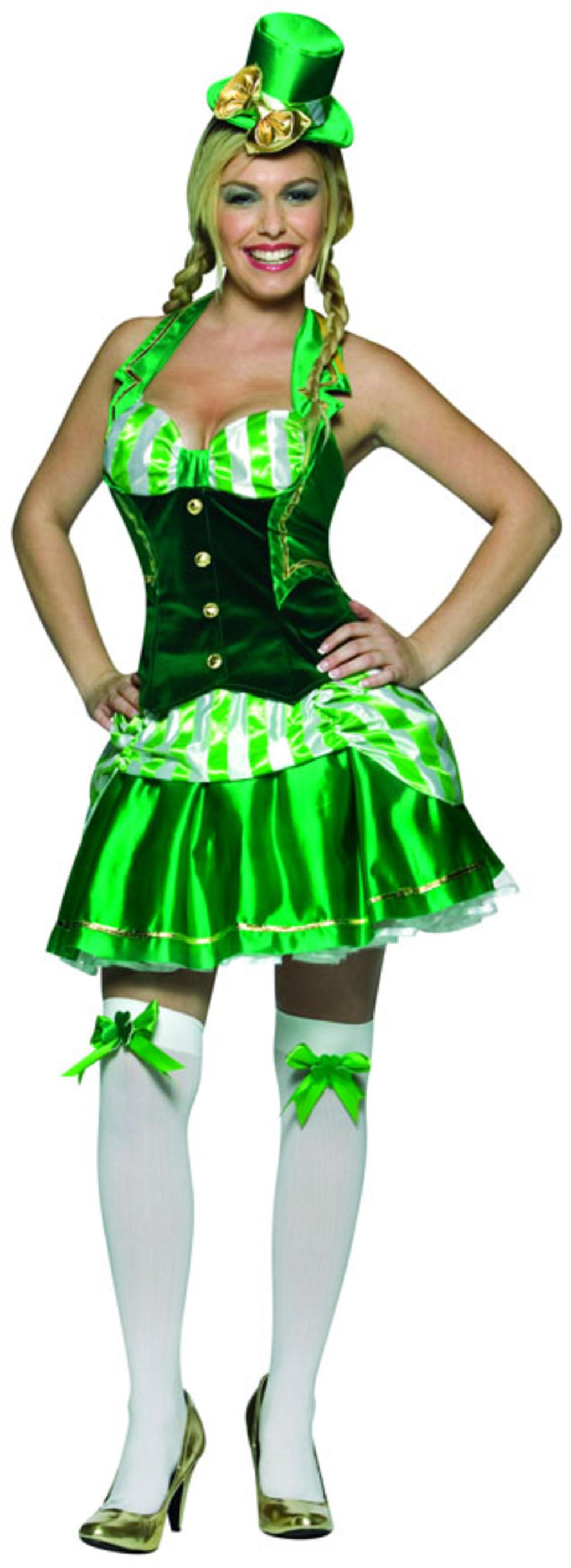 Shamrock Sweetheart Women's' Costume