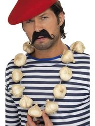 French Garlic Garland Costume Accessory