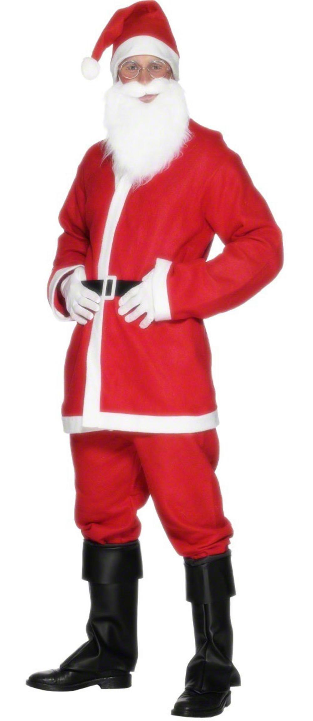 Santa Claus Mens Costume