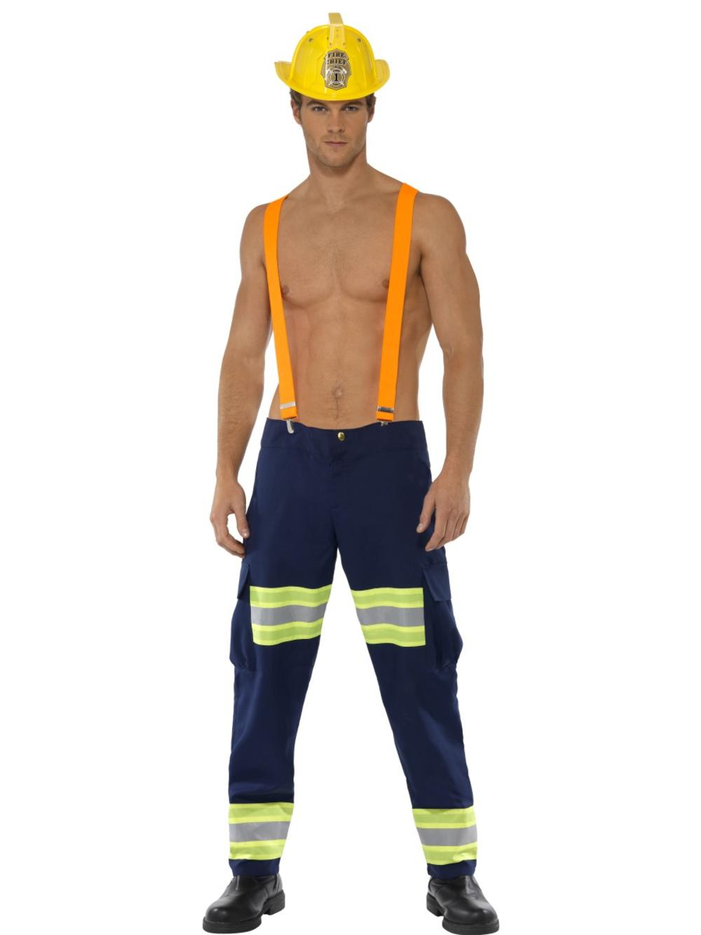 Fever Firefighter Costume