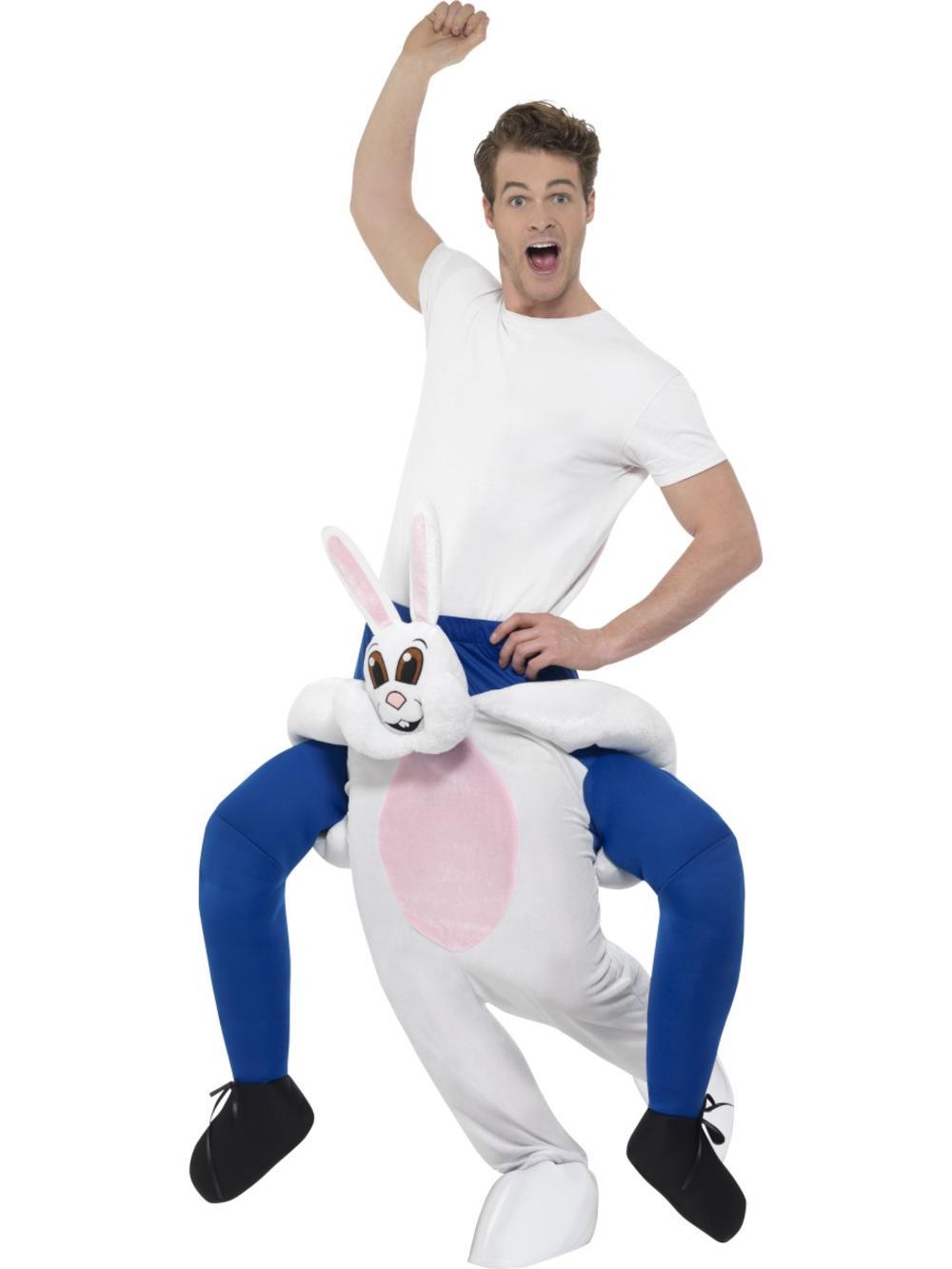 Piggyback Rabbit Costume