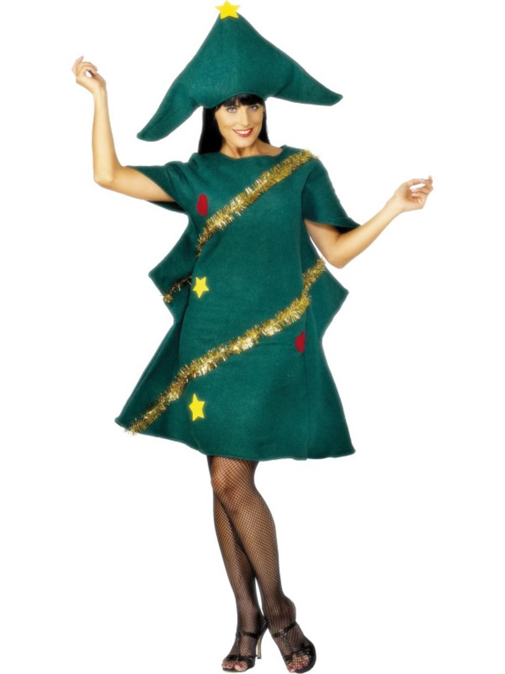 Christmas Tree Adults Costume