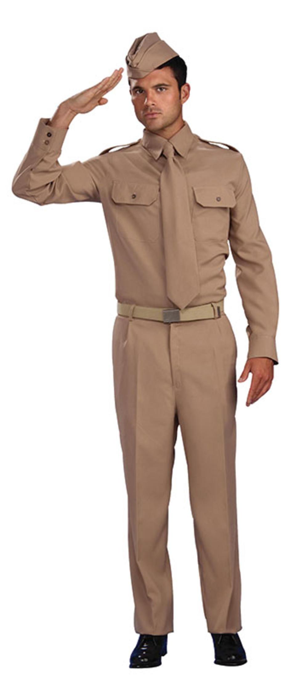 WW2 Private Solider Costume