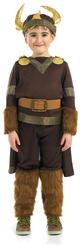 Viking Warrior Boys Fancy Dress Soldier School Book Week Costume Kids 4-12 Years