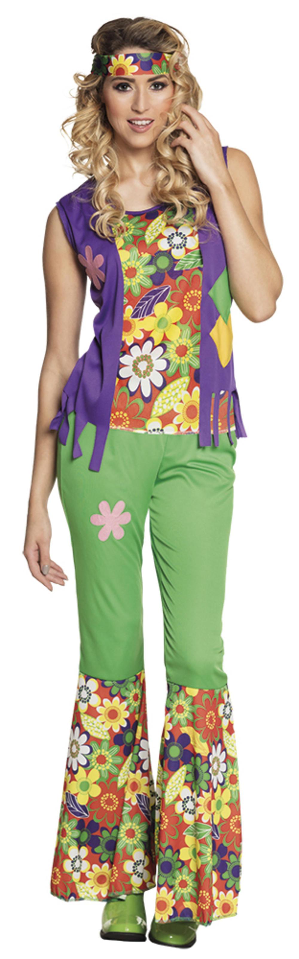 Woodstock Woman Costume