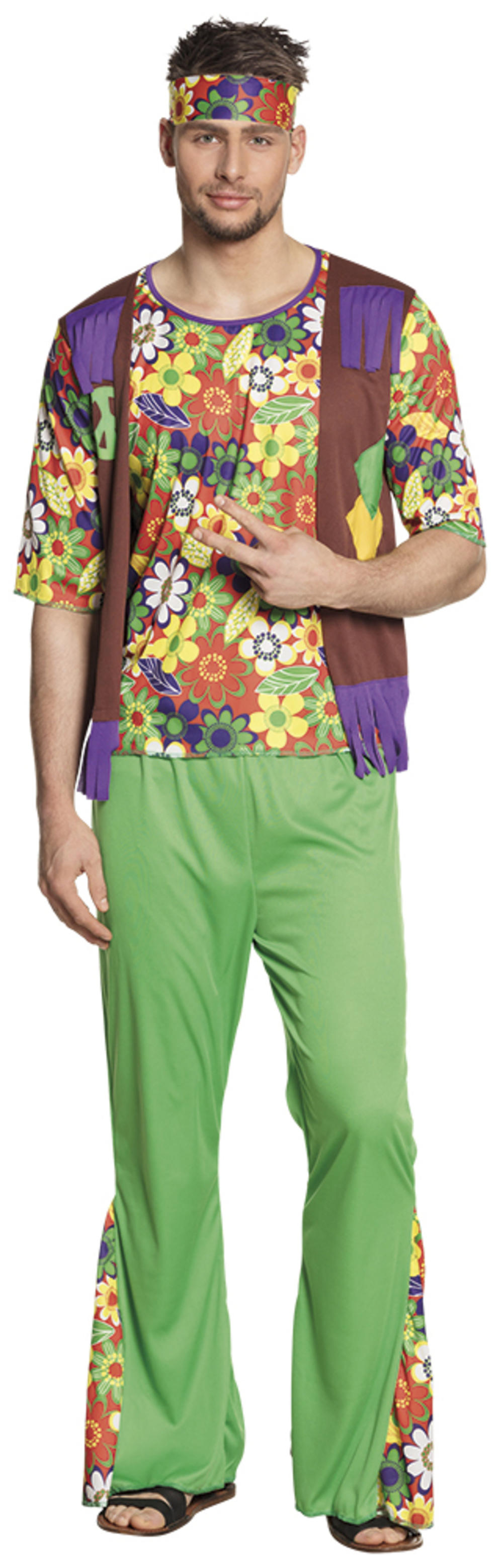 Woodstock Man Costume