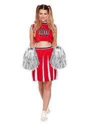 Women's Cheerleader Costume