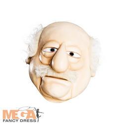 The Muppets 'Waldorf' Mask