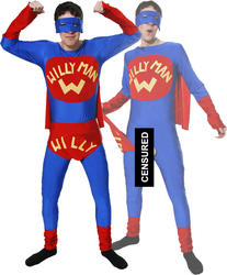 Willy Man Costume