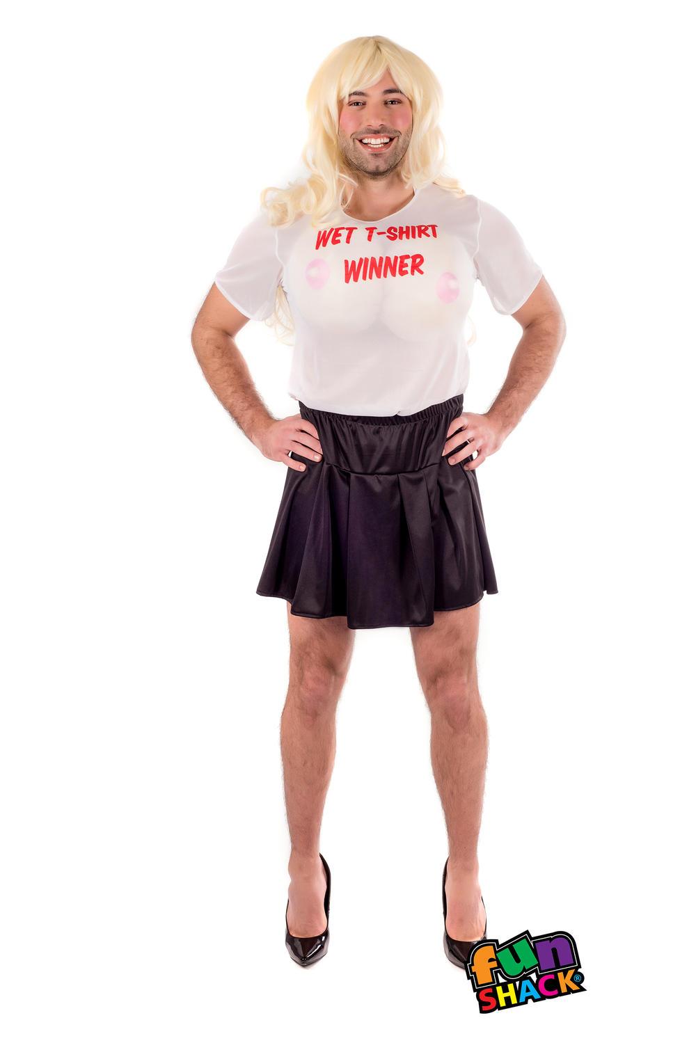 Wet T-Shirt Winner Costume