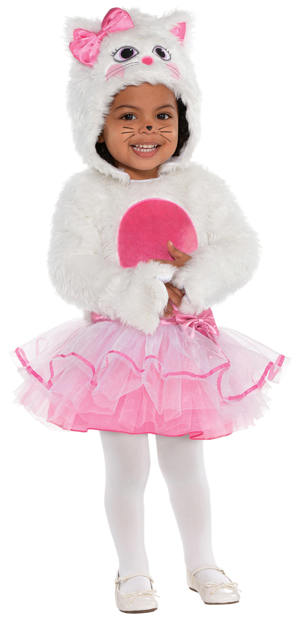 Wee Whiskers Baby Girls Fancy Dress Cat Kitty Animal Toddler Infant Costume 0-24
