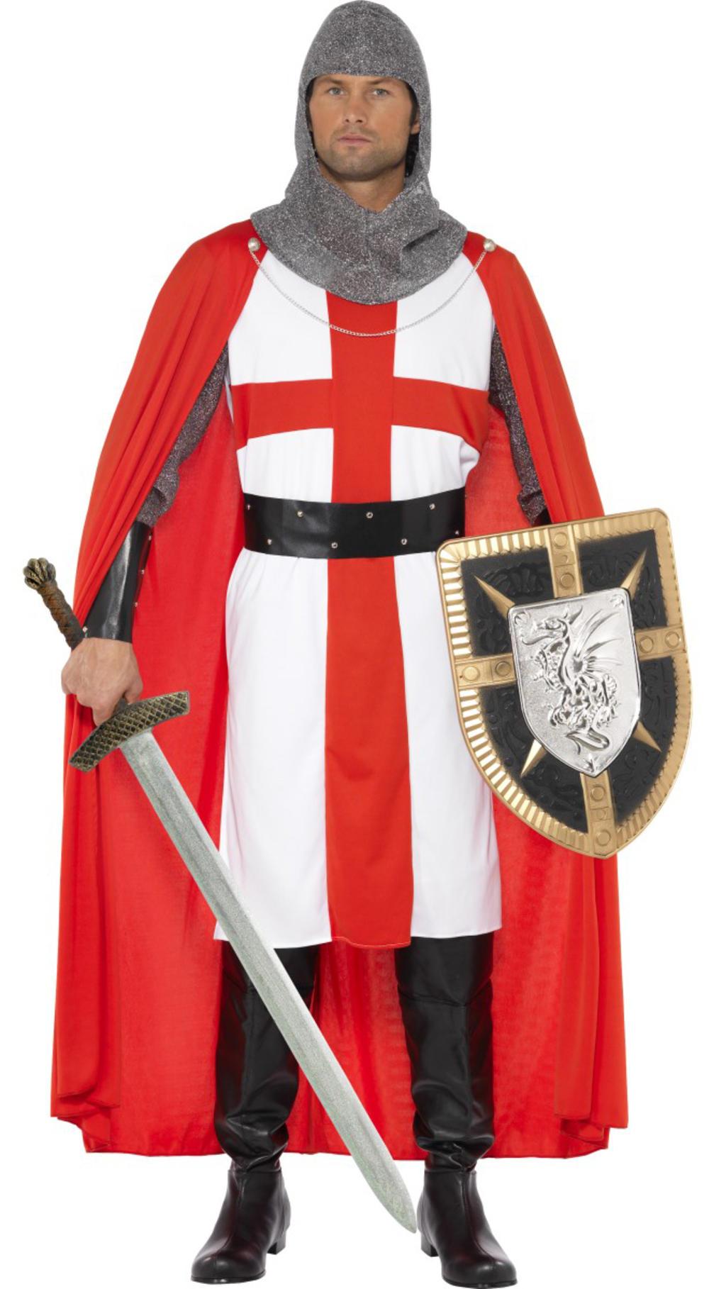 St George Hero Mens Costume
