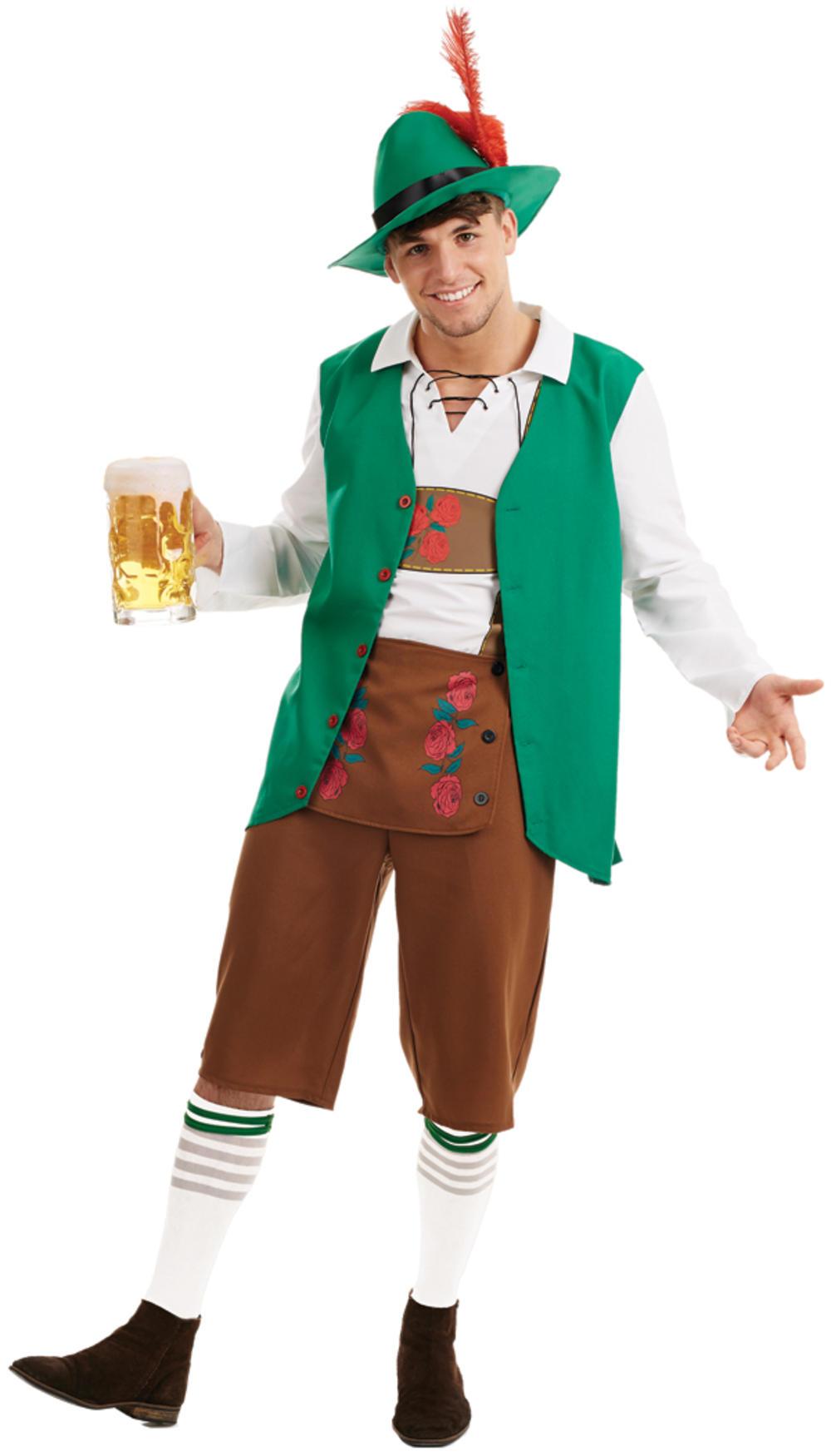 Traditional Bavarian Mens Costume