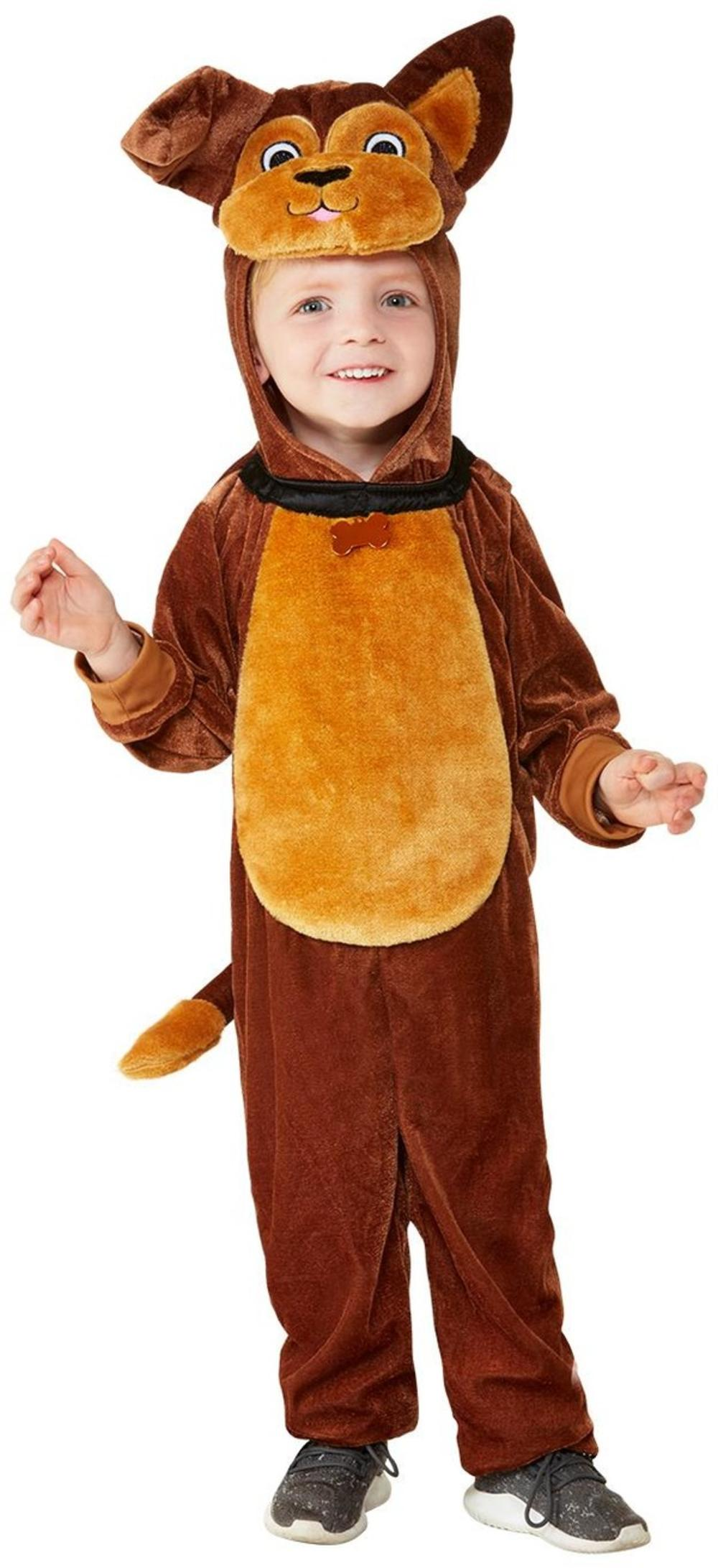 Dog Kids Fancy Dress Pet Animal World Book Day Girls Boys Toddler Costume Outfit