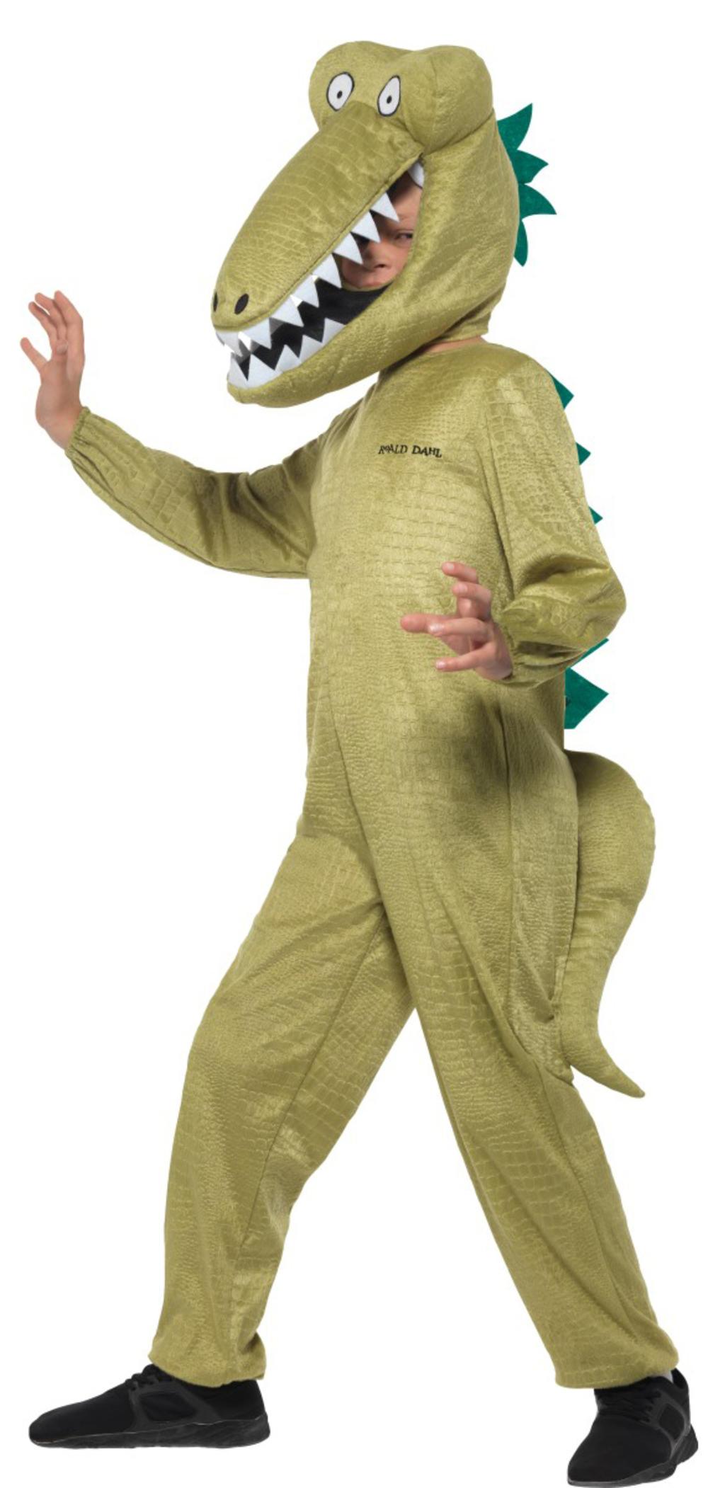 Roald Dahl Enormous Crocodile Boys Costume