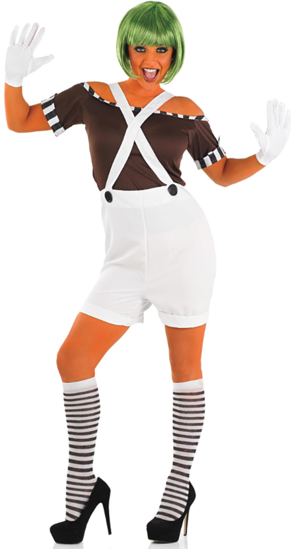 Sexy Factor Worker Costume