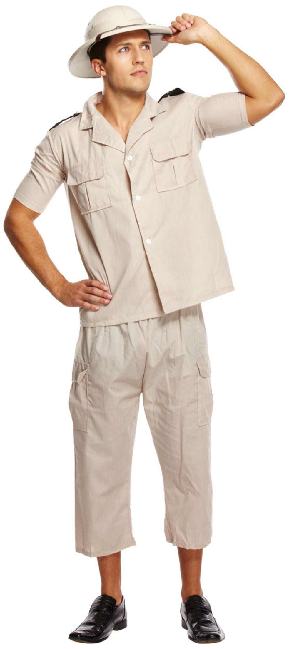 Safari Explorer Costume