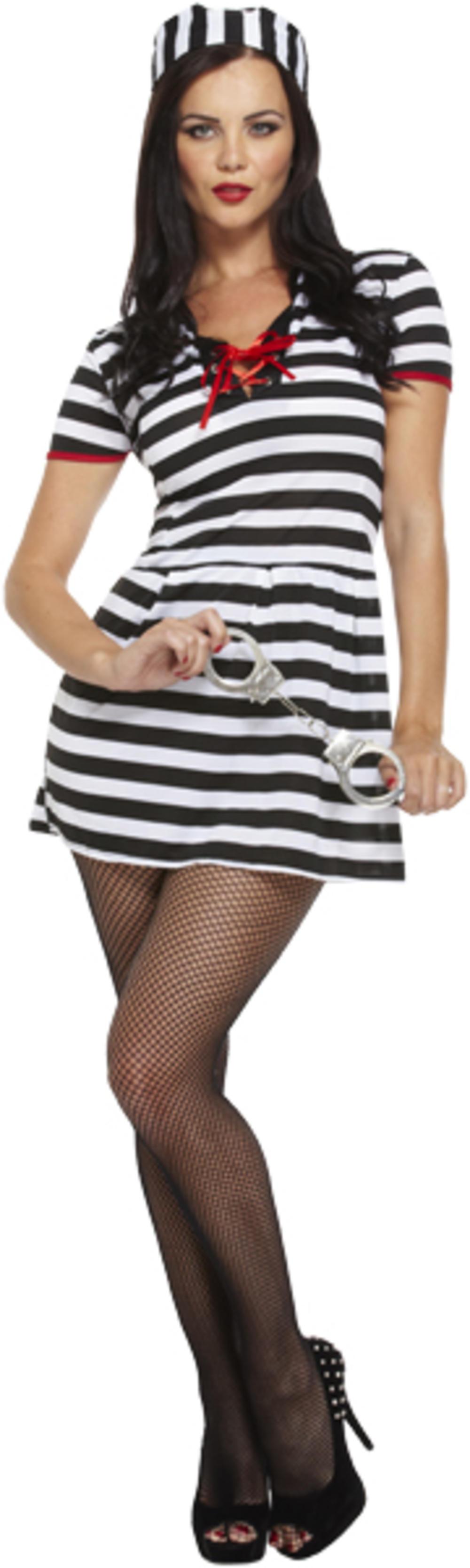 Prisoner Lady Costume
