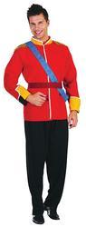 Prince William Royal Wedding Costume