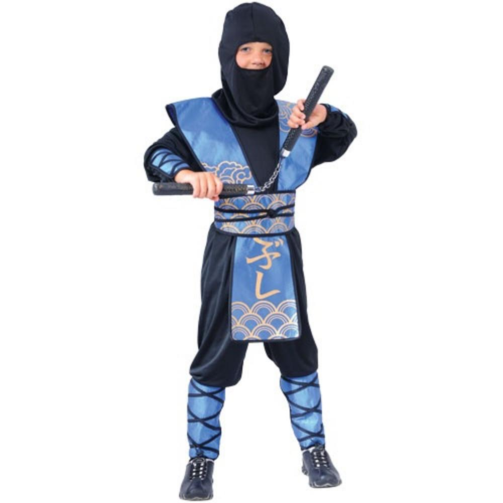 Boys Ninja Warlord Costume