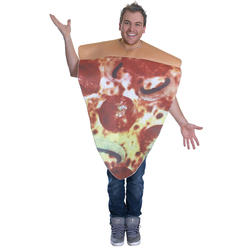 Pizza Slice Adults Costume