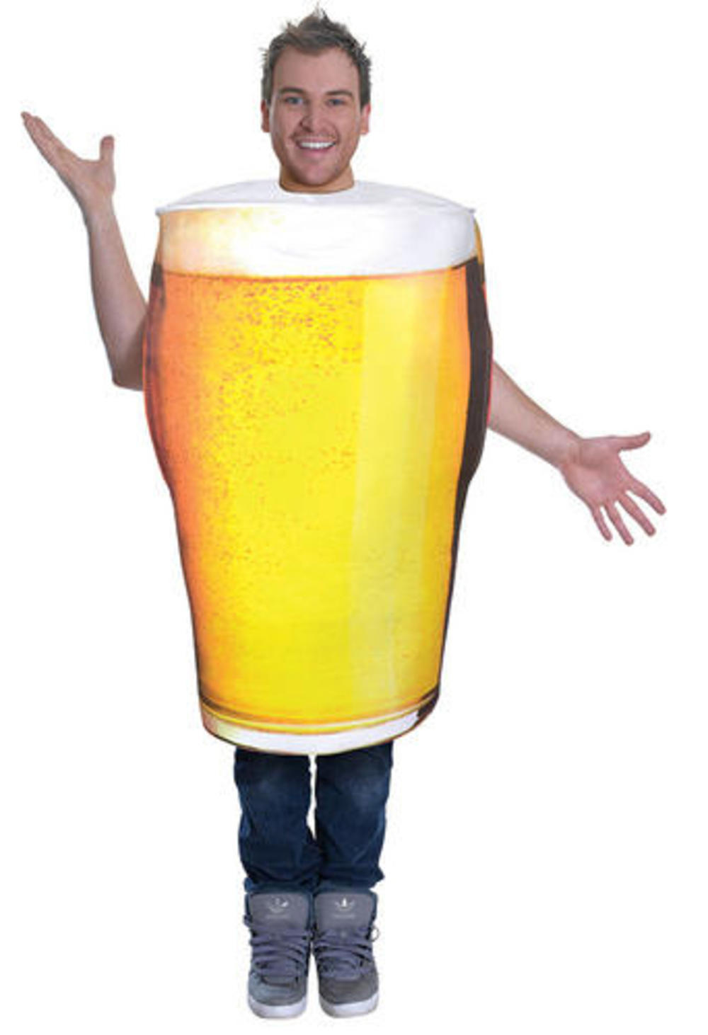 Pint of Beer Adults Costume