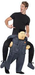 Piggyback Dictator Costume