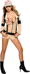 Ghostbuster Girl Costume