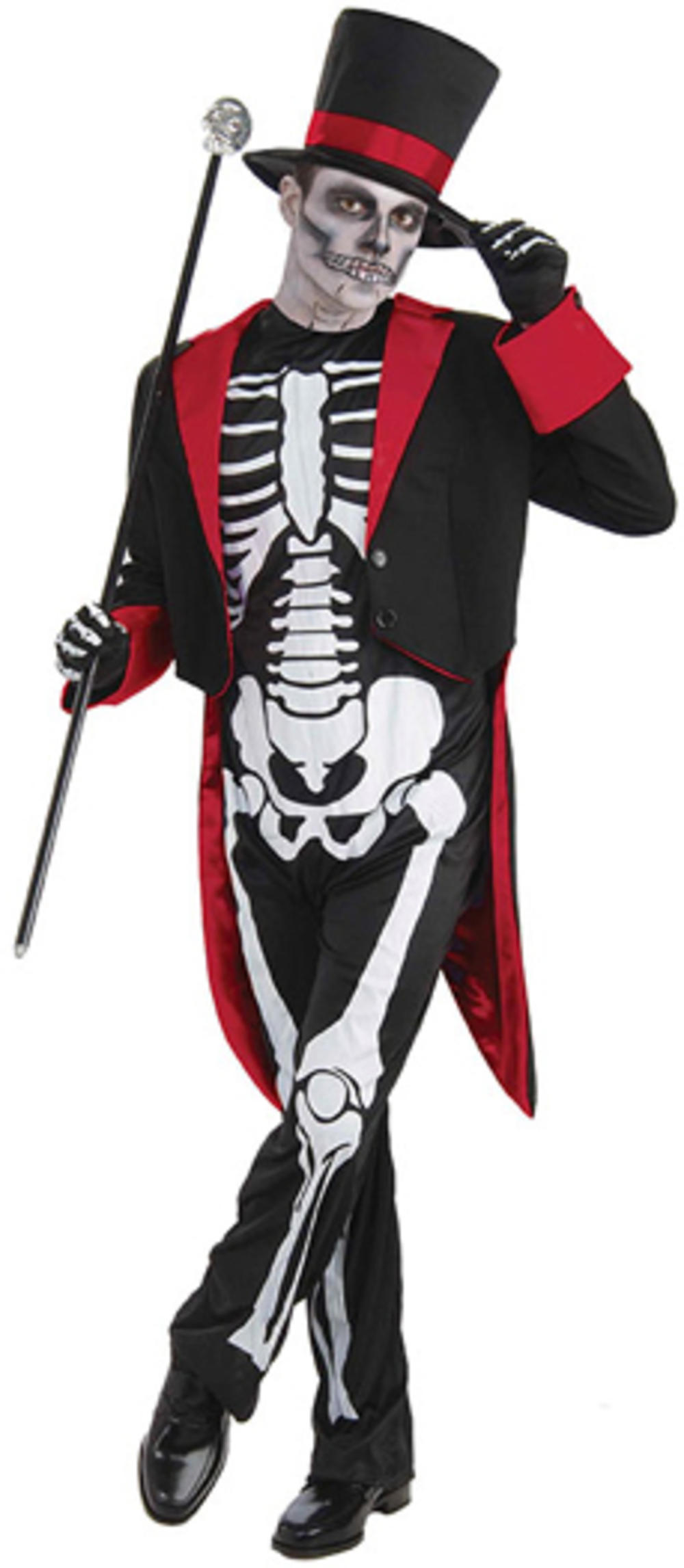 Mr Bone Jangles Skeleton Costume