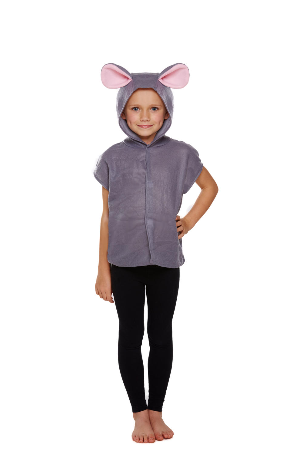 Mouse Girls Fancy Dress Woodland Animal Story Book Day Childrens Kid Costume New