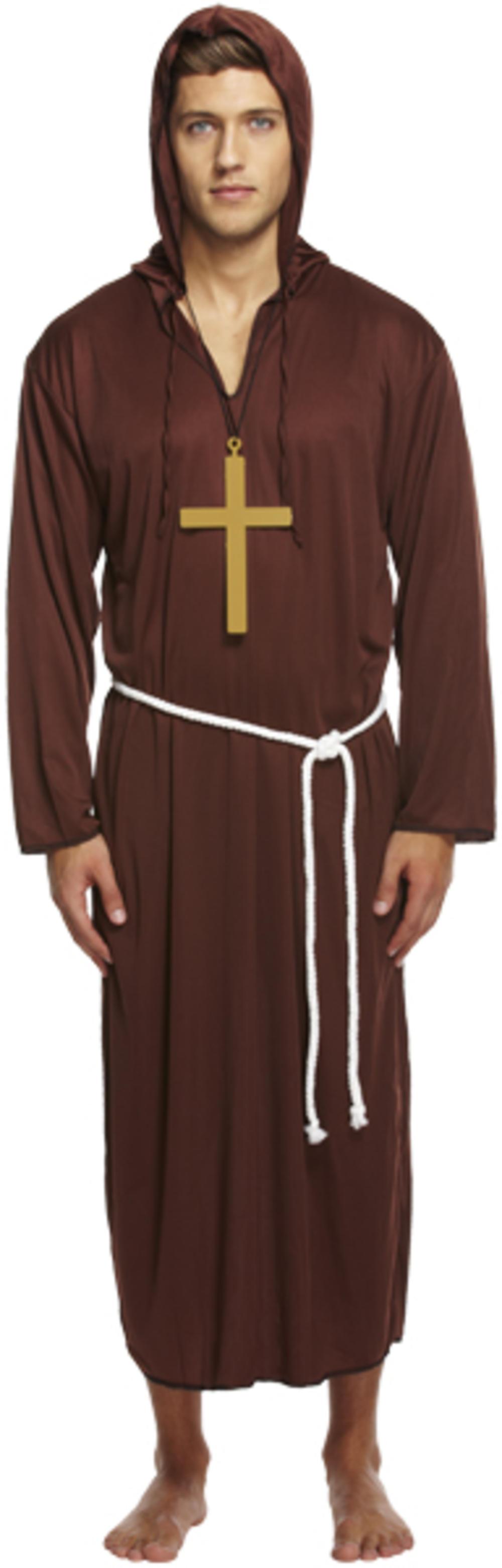 Monk Mens Costume