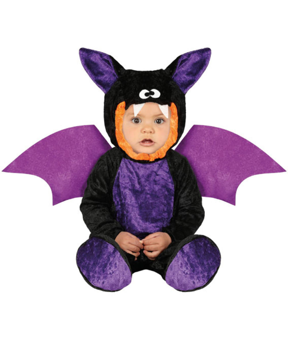 Mini Baby Bat Kids Fancy Dress Spooky Animal Infants Halloween Costume Outfit