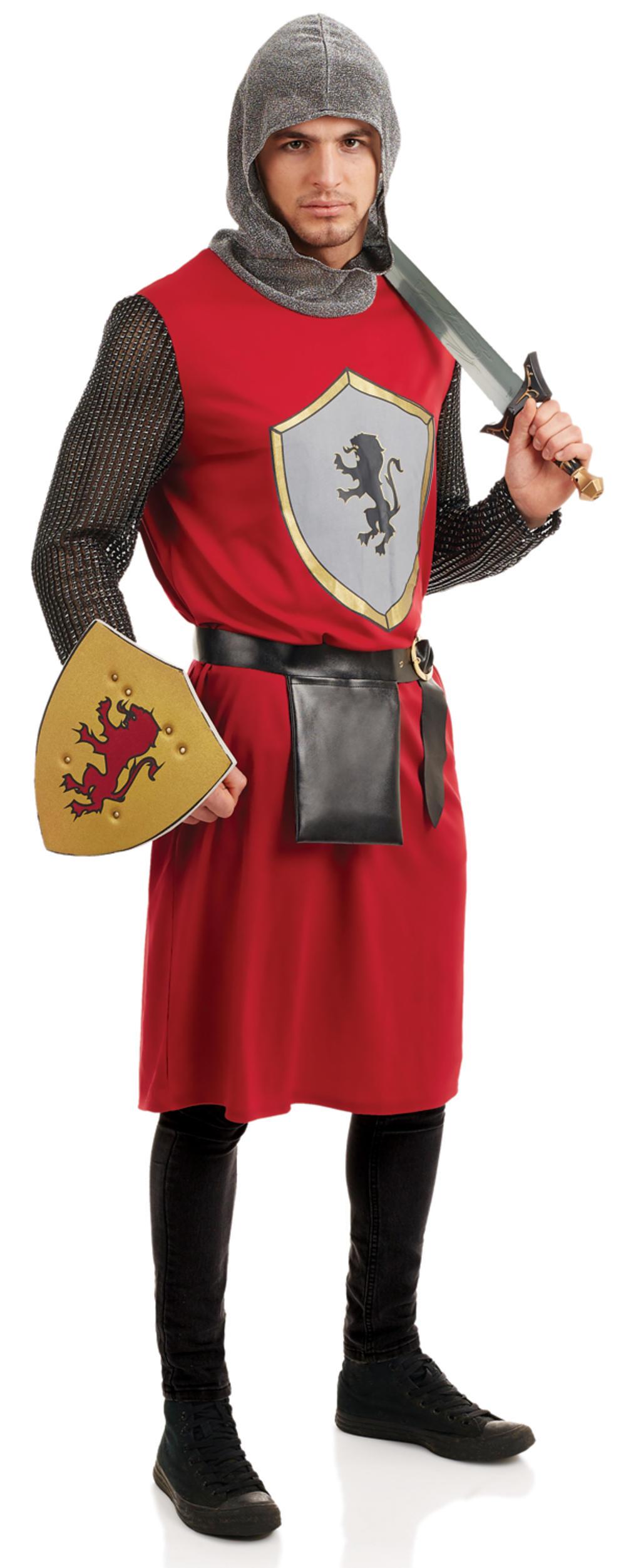 Kings Knight Mens Costume