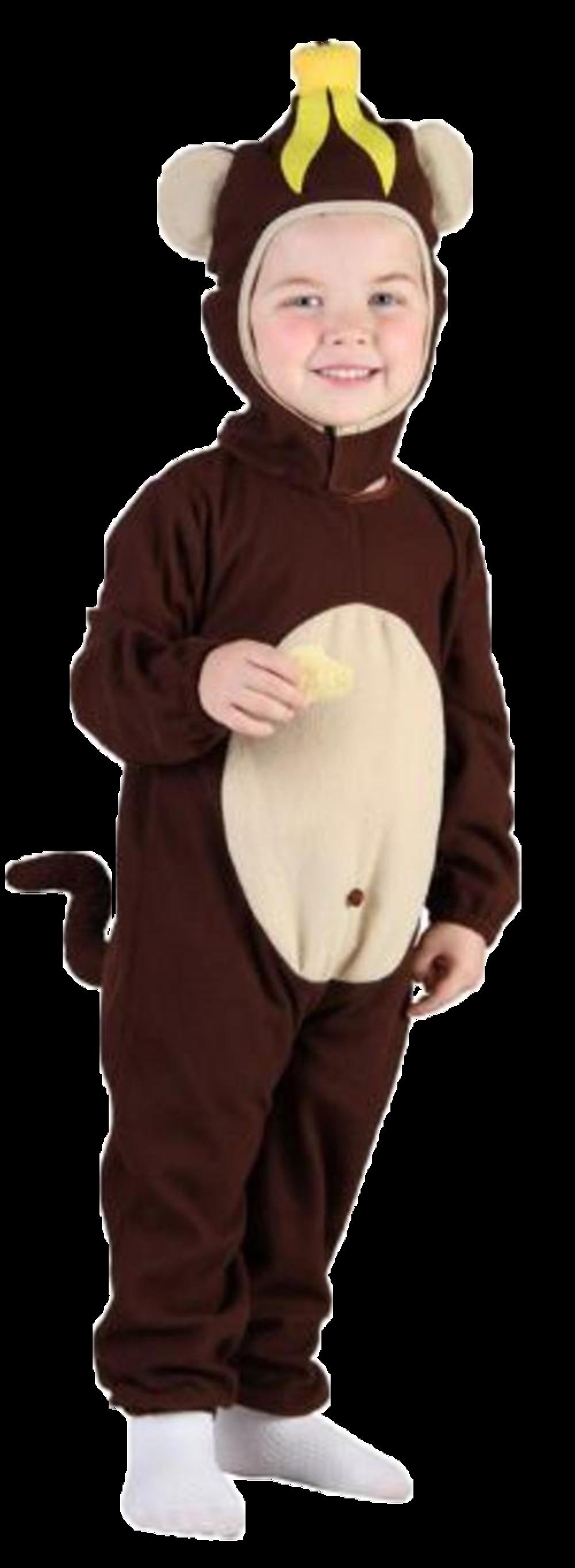 Kids' Toddler Monkey Costume